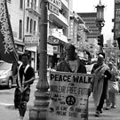 Peace Walk by brittany m. photography