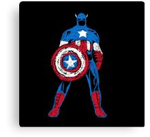 Our favorite hero Canvas Print