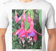 Fabulous Fuschias! Unisex T-Shirt