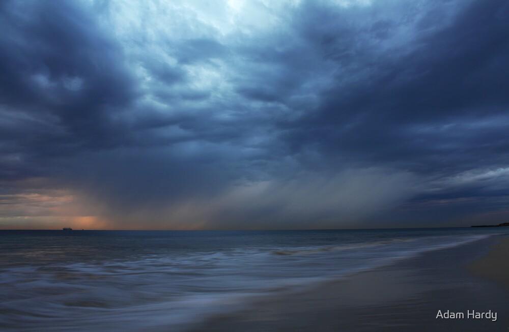 Heavy Sky. by Adam Hardy