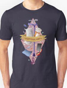 Everything hurts - Spoonie design Unisex T-Shirt