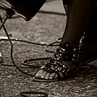 The Cello Player's Feet by MATTEOX