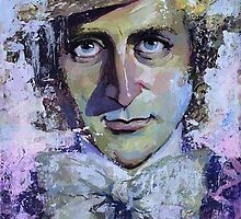 Willy Wonka painting by cezar23