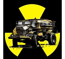 Radioactive APC Photographic Print