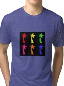 palm trees sextet Tri-blend T-Shirt
