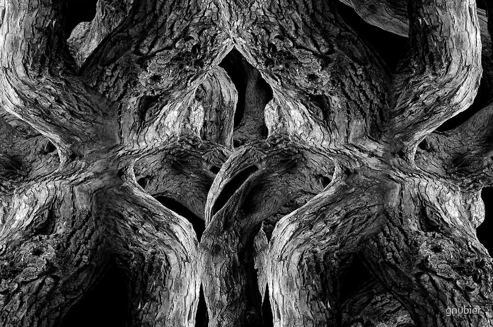 Dark  minds by gnubier