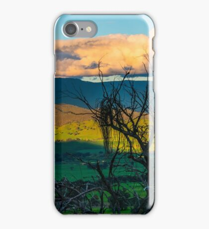 Shadow Valley iPhone Case/Skin