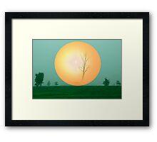 Genesis . ! Framed Print