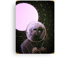 Space Dweller (1) Canvas Print