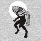 Loup-garou Homme by Sturstein