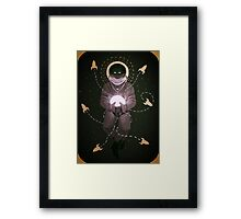 Space Dweller (2) Framed Print
