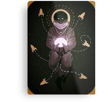 Space Dweller (2) Metal Print