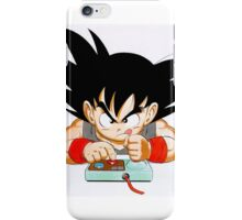Goku - Game  iPhone Case/Skin