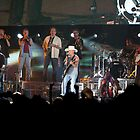 Kenny Chesney and Band by Judson Joyce