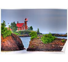 Eagle Harbor Lighthouse II Poster