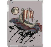 Lunar Viking Voyage iPad Case/Skin