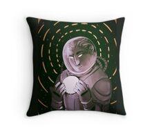 Space Dweller (3) Throw Pillow