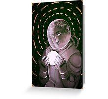 Space Dweller (3) Greeting Card