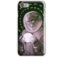 Space Dweller (3) iPhone Case/Skin