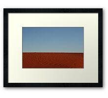 Dune... Framed Print