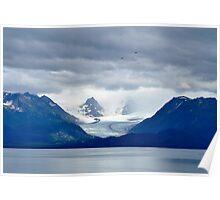 In Ice _ Alaska Poster