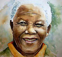 Nelson Rholihlahla Mandela by Debbie Schiff