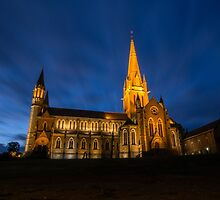 Sacred Heart Cathedral by Joel Bramley