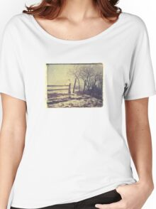 OLD FARM Women's Relaxed Fit T-Shirt