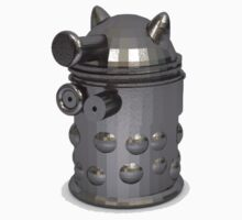 metal dalek Kids Clothes