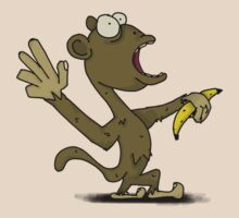 Monkey ! by MuscularTeeth