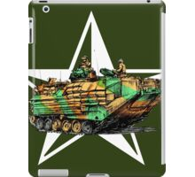 Amphibious Marines APC iPad Case/Skin