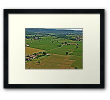 """"""" This Valley is full of History"""" Framed Print"""