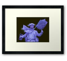 Mr Mime, York, UK Framed Print