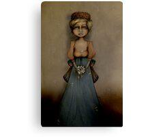 Maid of Honour Canvas Print