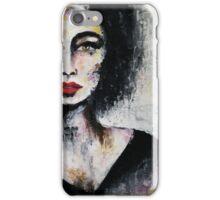 Strange woman 2 iPhone Case/Skin