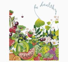Be Healthy by Lesley Smitheringale