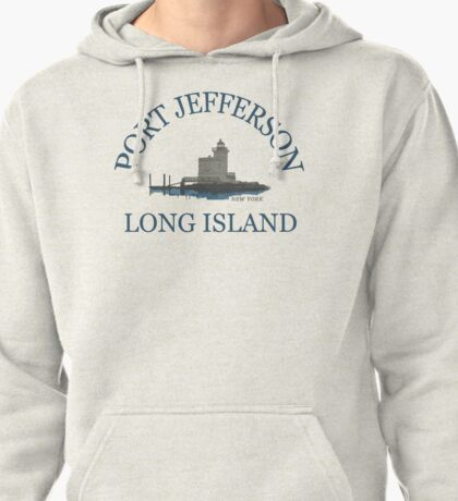 Port Jefferson - Long Island. Pullover Hoodie