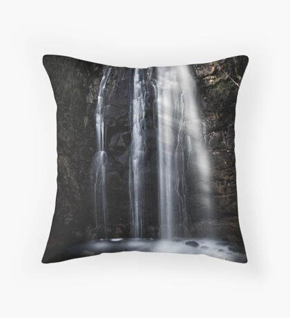 Waterfall Gully, Second Falls. Throw Pillow