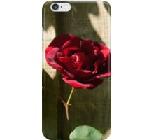 Red Red Rose......... iPhone Case/Skin