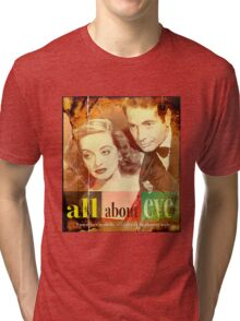 It's Gonna Be a Bumpy Night! Tri-blend T-Shirt