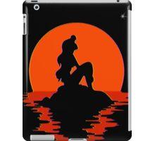 MOON mermaid iPad Case/Skin
