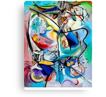 Intimate Glimpses, Journey of Life Canvas Print