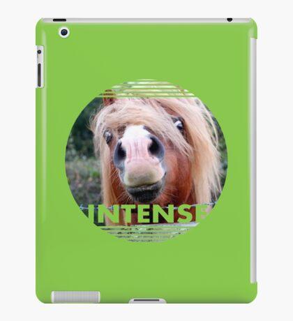 Intense horse iPad Case/Skin