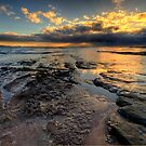 Twilights Last Gleaming- Long Reef , Sydney - The HDR Experience by Philip Johnson