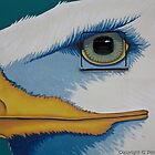 Eagle Eye by Peter Maeck