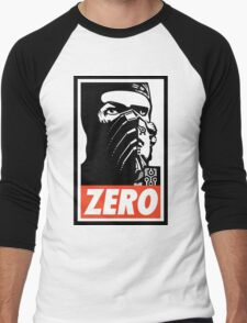 Sub Zero Has A Posse Men's Baseball ¾ T-Shirt