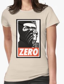 Sub Zero Has A Posse Womens Fitted T-Shirt