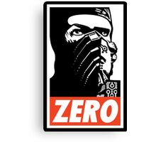 Sub Zero Has A Posse Canvas Print