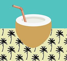 Coconut Fiesta  by BahaaGazzaz