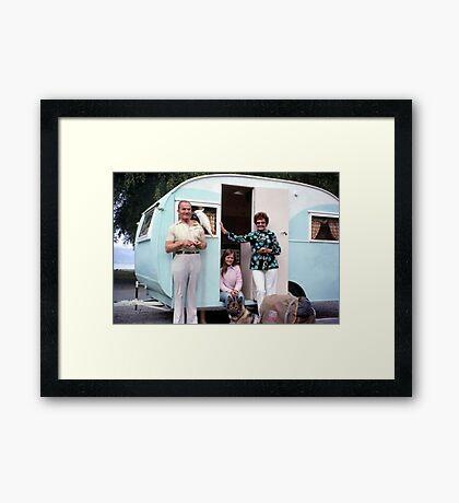 1975 Framed Print